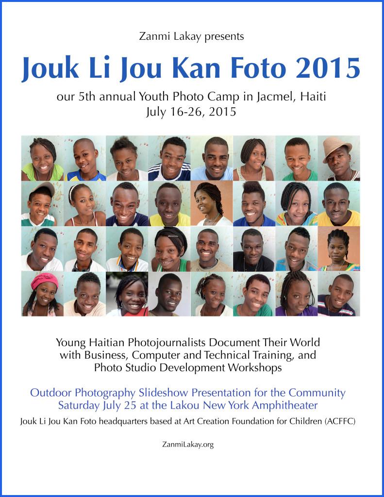 JLJ 2015 Poster